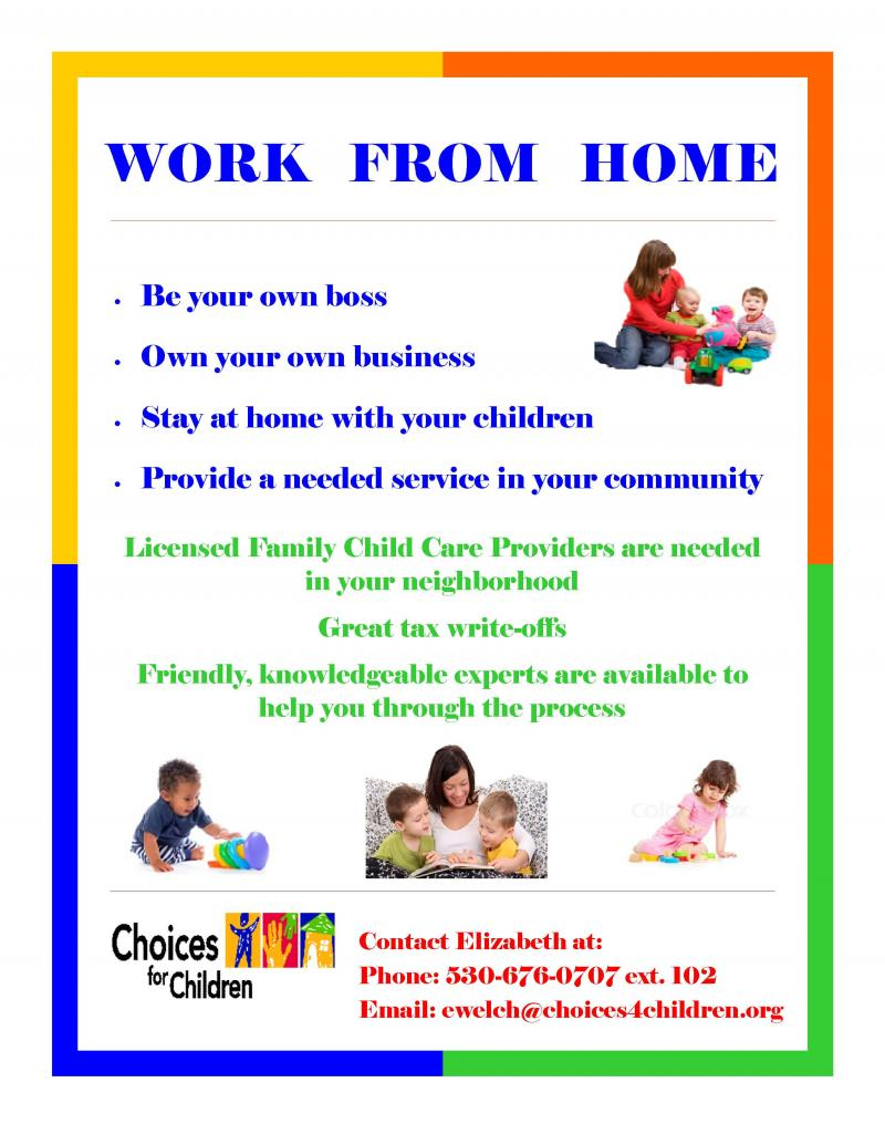 how to start your own in home childcare